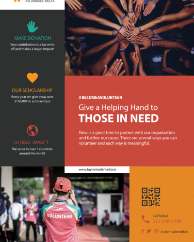 Nonprofit Flyers